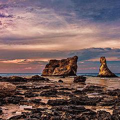 "photo ""Sunset colours"""