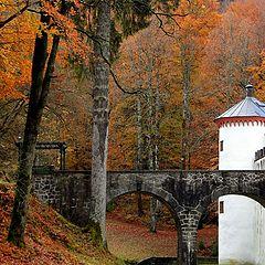"""фото """"Autumn castle"""""""