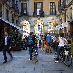 "photo ""Walking around Barcelona"""