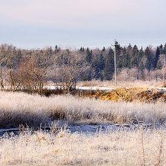 """фото """"Зима на пороге"""""""