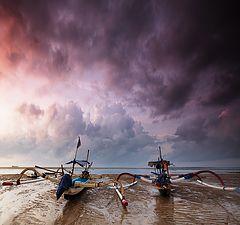 """фото """"Рыбацкие лодки"""""""