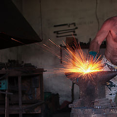"photo ""blacksmith"""