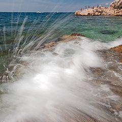 """фото """"Морской салют"""""""