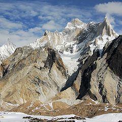 "фото ""Marble peak view"""