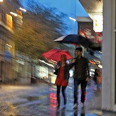 """фото """"""""И дождь смывает все следы..."""""""""""