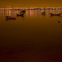 "фото ""River Tagus by Night"""