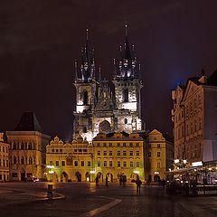 "photo ""Old Town Square. Prague"""