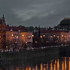 "photo ""Evening Prague"""