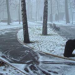 """фото """"..первое утро зимы.."""""""