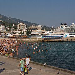 "photo ""Welcome to Yalta !"""