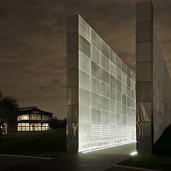"фото ""9/11 memorial at night"""