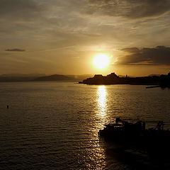 """фото """"Corfu Sunrise"""""""