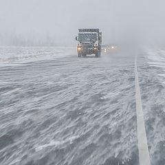 """фото """"А снег идет…"""""""