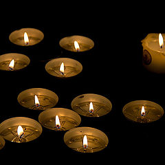 "photo ""candles"""