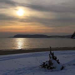 "фото ""К снегу"""