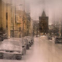 "фото ""Вот такая зима..."""