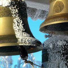 """фото """"Монастырские колокола..."""""""