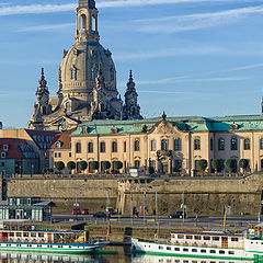 "фото ""Early morning in Dresden"""