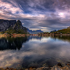 "photo ""Reine ,Lofoten"""