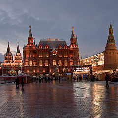 "photo ""Moscow night"""