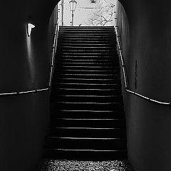 """фото """"Проход а лестница"""""""
