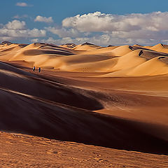 "фото ""Dunes all over"""
