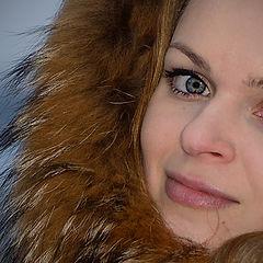 """фото """"Холодно зимой"""""""
