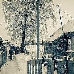 """фото """"Жизнь деревенская"""""""