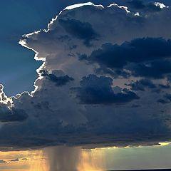 "photo ""Summer Storm Clouds II"""