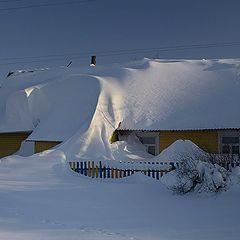 "photo ""Snowdrift... :)"""