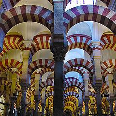 """фото """"Mosque of Cordoba"""""""