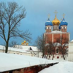 """photo """"In the Ryazan Kremlin"""""""