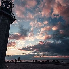 """photo """"Bowing Light-house"""""""