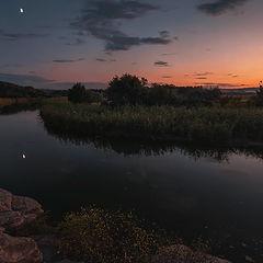 """фото """"У тихой воды,среди тишины..."""""""