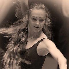 "фото ""Dancing Hair"""