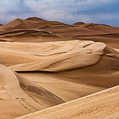 """фото """"Turmoil of Dunes"""""""