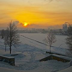 """фото """"Начало нового дня"""""""