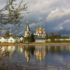 """фото """"Валдай. Иверский монастырь"""""""