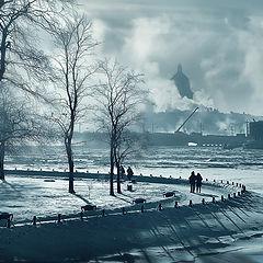 """фото """"Морозное утро..."""""""