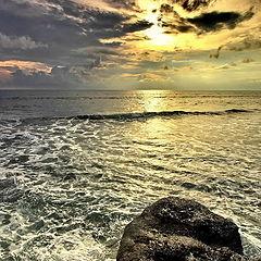 """фото """"обычный вечер на Бали"""""""