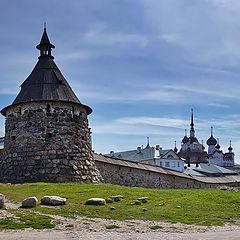 "photo ""Solovetsky Monastery"""