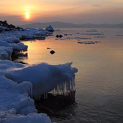 """фото """"Вечер перед снегом"""""""