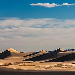 """фото """"Longitudinal Dunes"""""""