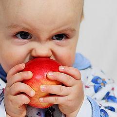 """фото """"надкусить яблоко"""""""