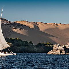 "photo ""The River Nile"""