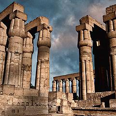 "photo ""Karnak Temple"""