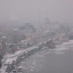 """фото """"Киев в Тумане"""""""