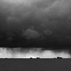 """фото """"Преддверие шторма..."""""""