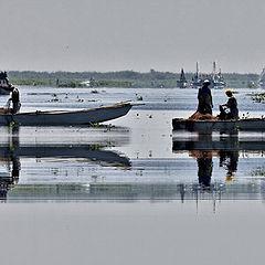"""photo """"Fishermen"""""""