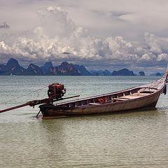 """фото """"Старая лодка"""""""